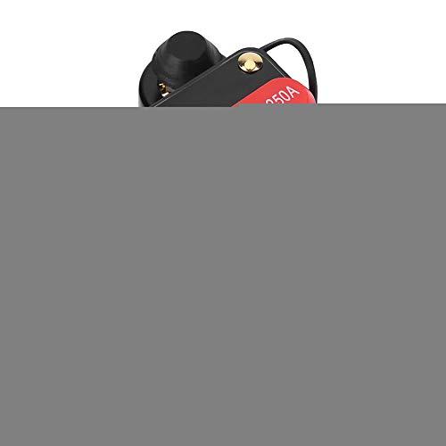 DC 12V Leistungsschalter für Auto Marine Boat Bike Stereo Audio Reset-Sicherung 250A