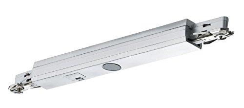 Paulmann Stromschienensystem URail System IR Dimm/Switch II E/A/D Chrom matt 230V Metall | 976.53 Ein Ir-system