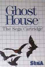 Ghost House (Master System) gebr.
