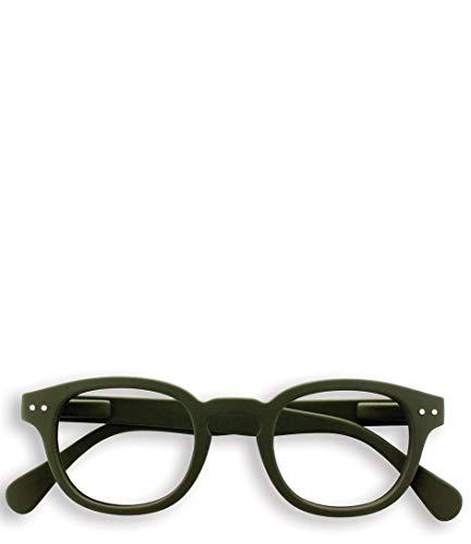 See Concept Lesebrille LetmeSee #C Kaki Green Soft +1.50, 15x4,5x2 cm