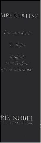 Le Refus [Pdf/ePub] eBook