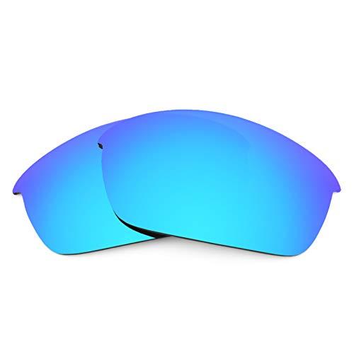 Revant Ersatzlinsen für Oakley Flak Jacket Polarisierung Elite Eisblau MirrorShield®