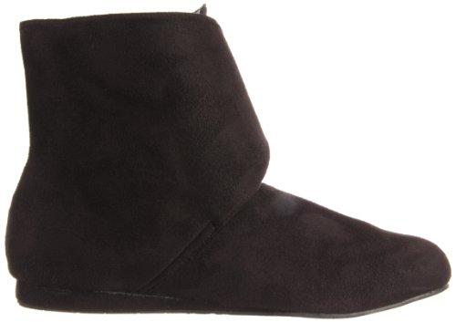 Pleaser  Renaissance-50, Ankle boots sans doublure homme Noir - Blk Microfiber