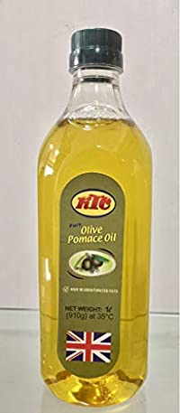 KTC Pure Pomace Olive Oil, 1L