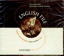 English File: Class Audio CDs Upper-intermediate level by Clive Oxenden (2001-09-27)