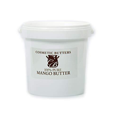 Mystic Moments - Mango Butter - 100% Rein und Natürlich - 1000g - Reines Mango-butter