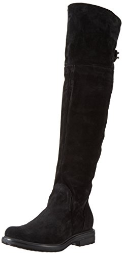 Mjus 544315-0101-6002, Bottes hautes avec doublure froide femme Noir - Noir