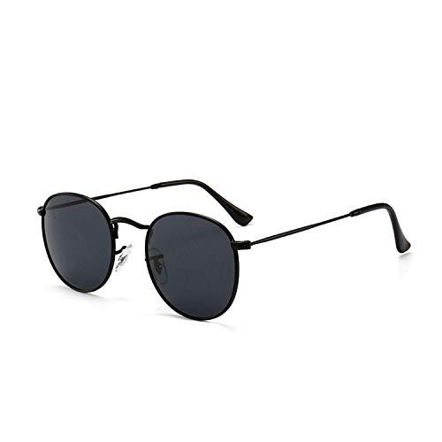 WERERT Sportbrille Sonnenbrillen Polarized Sunglasses Women/Men Round Glasses Lady Mirror Sun Glasses