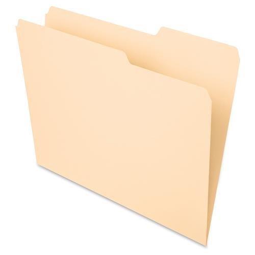 Datei-erweiterung Ordner (7522/5RE Pendaflex Essentials Datei Ordner–Brief–21,6cm Breite x 27,9cm Länge Blatt Größe–1,9cm-Erweiterung–2/5Tab Cut–rechts Tab Standort–11Pt.–Manila–Manila–100/BOX)