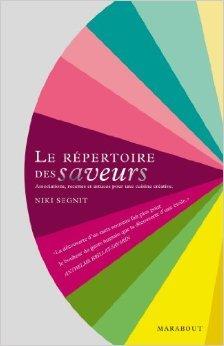 Le rpertoire des saveurs de Niki Segnit,Patrice Salsa (Traduction) ( 29 aot 2012 )