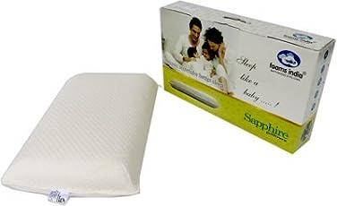 Foams India Brands Sapphire Natural Latex Foam Pillows (24'' X 14'' X 5'' In)