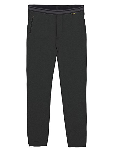 Burton Herren Expedition Pants Thermo Unterhose, True Black Heather, L (Expedition Pant)