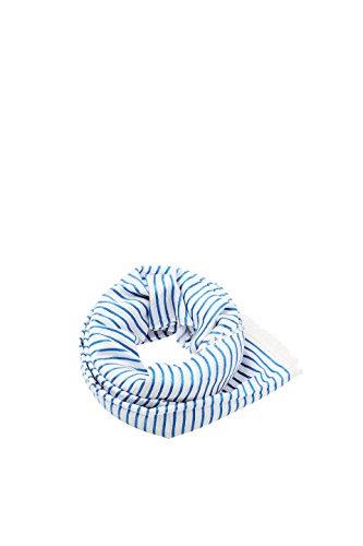 Edc by Esprit Accessoires 038ca1q007 Bufanda, Azul Blue 430, Talla única Talla del fabricante: 1SIZE...