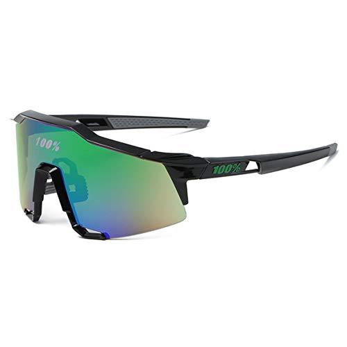 Deportivas Gafas de Sol Ciclismo Polarizadas, Ultralight Conducción de Gafas de Sol con UV400 Deporte al Aire Libre esquí de conducción de Pesca de Golf