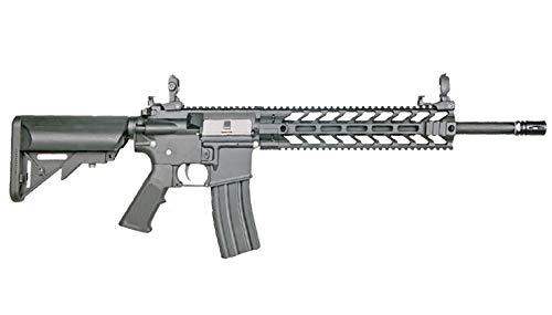 CyberGun Colt M4 Airline Mod B Noir 180858 Full métal/Couleur Noir/électrique (0.5 Joule)-Semi/Full Automatique