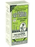 The Telephone Brand Sat-Isabgol Psyllium Husk (Isabgol) (Plantago Ovata) 100g - Natural Laxative - Great Remedy for Constipation, Diarrhoea & Weight Loss
