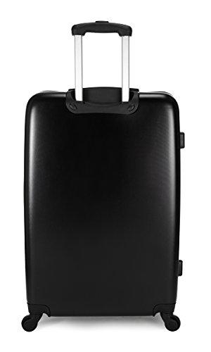 31945Z3XxpL - Revelation, Maleta Unisex, Negro, 75 cm, 110 litros