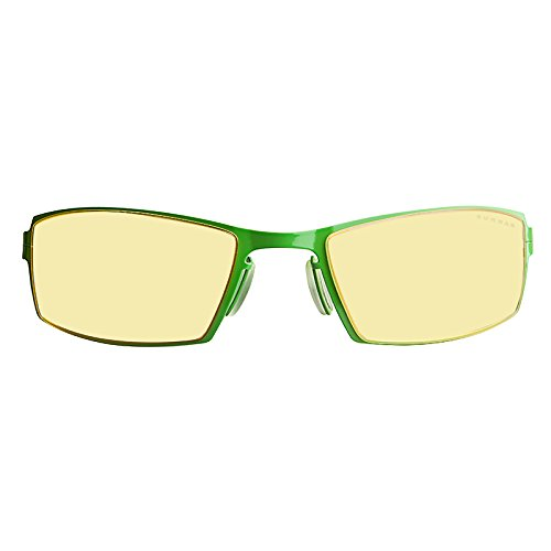 Paralex Z Lime Brille Amber