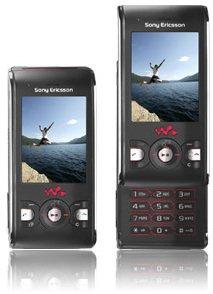 Sony Ericsson W595 Ruby Black Handy Sony-ericsson-symbian-software