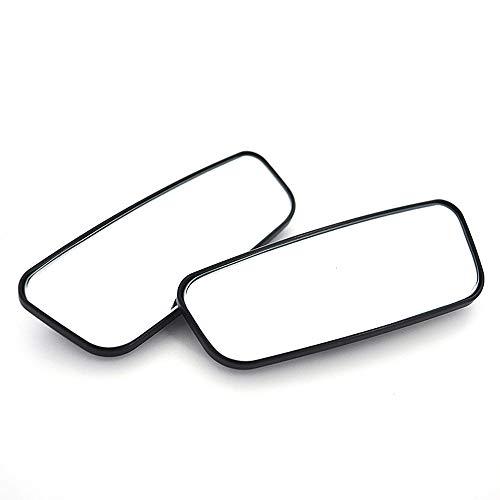 FG-Car blind angle mirror Auto Rückspiegel Assistent Weitwinkel Verstellbarer Toter Winkel Seitlicher Rückspiegel für Universalfahrzeuge SUV LKW (Links + Rechts)