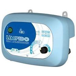 électrolyseur de sal Limpido 60CCEI–para piscina hasta 60m³
