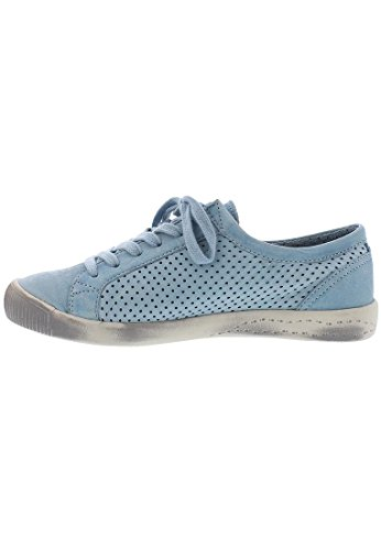 Softinos Ica388sof, Sneakers basses femme Pastel Blue