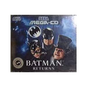Batman Returns (Sega Mega CD) – PAL