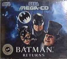 Batman Returns (Sega Mega CD) - PAL