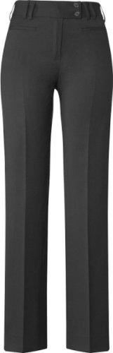 GREIFF Damen-Hose Anzug-Hose MODERN slim fit - Style 1345 - anthrazit - Größe: 36 (Hosen-anzug Grau Damen)