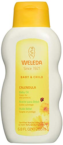 WELEDA Aceite Caléndula Bebé 1x 200 ml