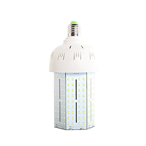 ZHIXIANG 1Pc 50W E40/E39/E27/E26 LED Lampe Mais Licht Ersatz 252 LEDs X SMD2835 Öffnungswinkel 360 ° Warme Weiße Beleuchtung,E39,Warmwhite