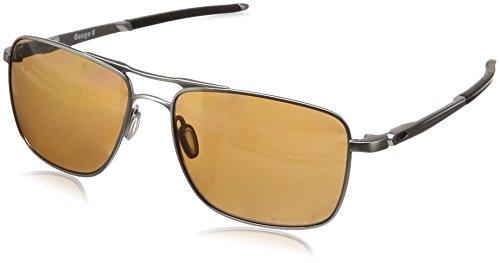 Ray-Ban Herren Gauge 6 OO6038 Sonnenbrille, Grau (Cromado), 0