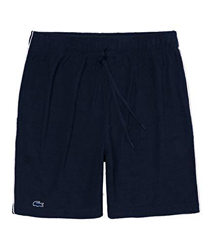 Lacoste Herren Shower Short - 164890, Größe Herren:L, Farbe:Nachtblau
