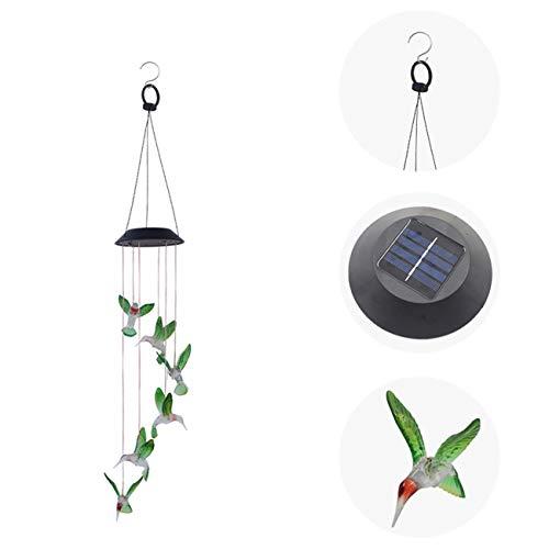 Solar Windspiel Licht Linie Induktion Garten Beleuchtung wasserdichte LED-Licht,Dragonfly -