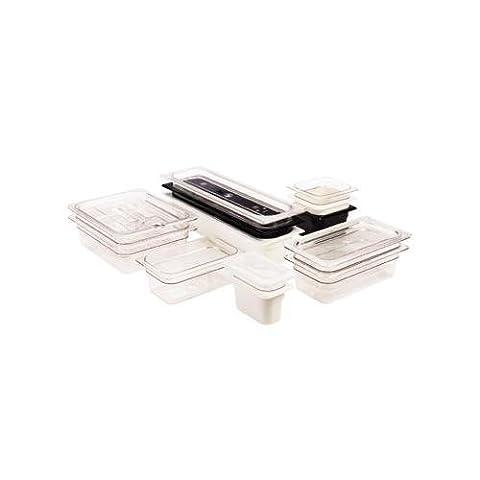 Cambro 16CW148 Camwear Food Pan, Plastic, Full Size, 6