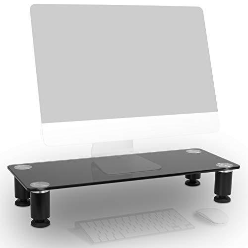 Duronic DM051 Soporte Monitor Ajustable, Elevador para Pantalla, Ordenador Portátil, Televisor, Medidas...