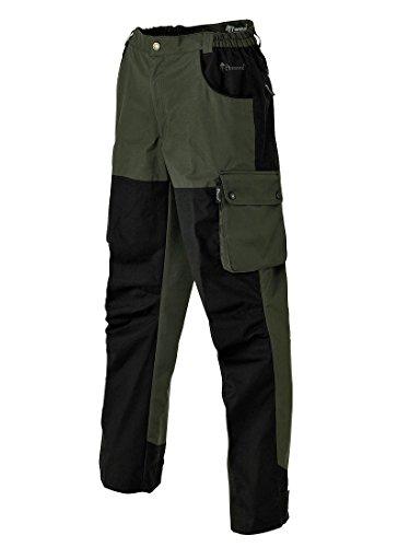 Pinewood Kilimanjaro Hose, dunkelgrün/schwarz, Gr. 64
