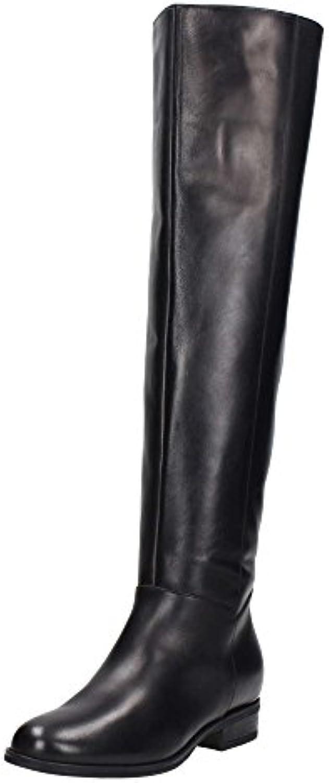 Guess FLDEL3 LEA11 Stiefel Damen 2018 Letztes Modell  Mode Schuhe Billig Online-Verkauf