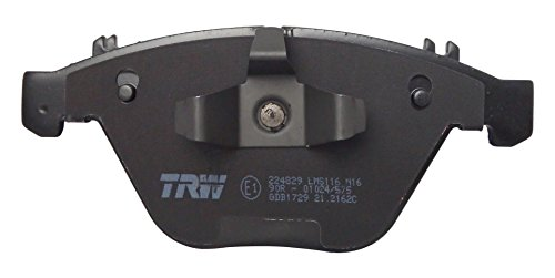TRW Automotive AfterMarket GDB1729 Kit Pastiglie Freno, Freno A Disco