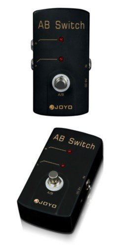 PEDALES EFECTO JOYO   JOYO (JF30) A B SWITCH