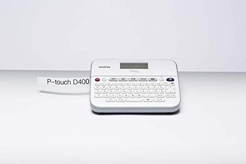 Brother D400VP P-touch, PTD400VPZG1 Beschriftungsgerät -