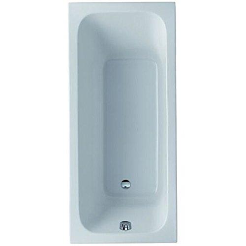 Keramag Badewanne Renova Nr. 1, 657370 170x75cm weiß(alpin) 657370000