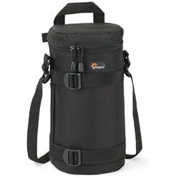 Lowepro 11 x 26cm objectif Case - Black