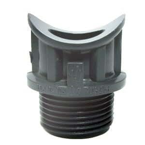 PVC Aufklebe - Abzweig für PVC Rohrleitungen d 90 x 1 1/2 mm
