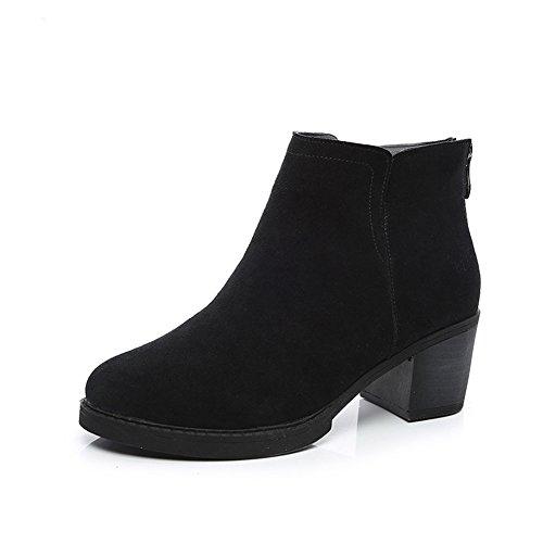 XTIAN - Stivali classici Donna , nero (nero), 39 EU(245)