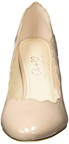 Another Pair of Shoes Philae1, Escarpins Femme Beige (Nude98)
