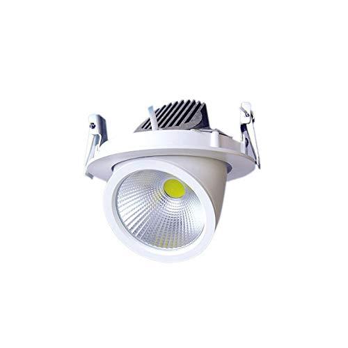 Ausstellungshalle Energiesparlampe Downlight-Scheinwerfer-Ausgangsbad-Dachboden versenkte Downlight ultra dünne/dünne eingebettete integrierte LED 5W 10W 20W Panel-Deckenleuchten ()