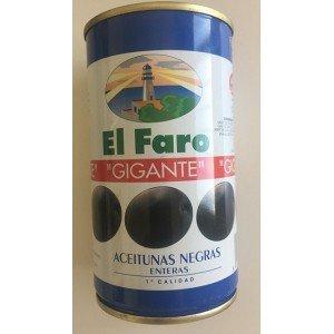 El Faro Olive, sottaceti e condimenti