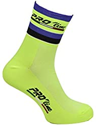 CALCETINES DE CICLISMO PROLINE TEAM TINKOFF CYCLING SOCKS 1 PAR SIZE NEW LINE ONE