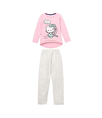 Hello Kitty Pyjama Rosa (104)